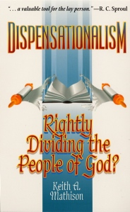 Dispensationalism Rightly Dividing the People of God Cover