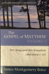 Gospel of Matthew 01 Cover