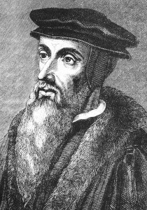 John Calvin Banner