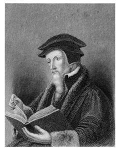 John Calvin, (ReformationArt.com)