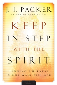 Keep in Step with the Spirit Cover