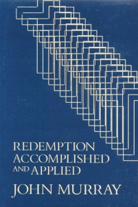 Redemption Accomplished and Applied Cover