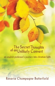 Secret Thoughts of an Unlikely Convert Cover