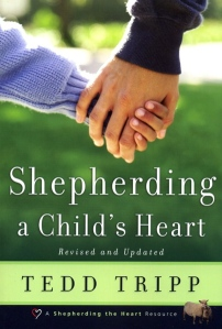 Shepherding a Child's Heart Cover