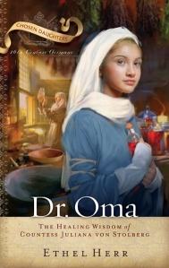 Dr Oma Cover