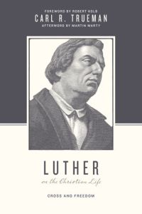 Luther on the Christian Life Cover