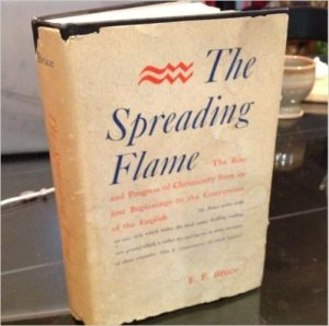 Spreading Flame Cover