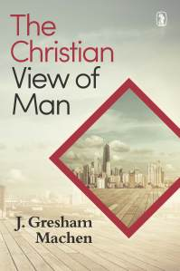 Christian View of Man Cover