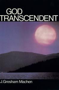 God Transcendent Cover