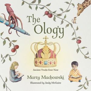 The Ology Cover