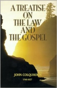 Treatise on Law and Gospel Cover