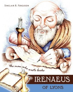 Irenaeus of Lyons Cover