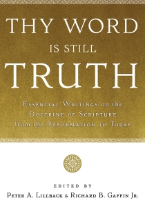Thy Word is Still Truth Cover