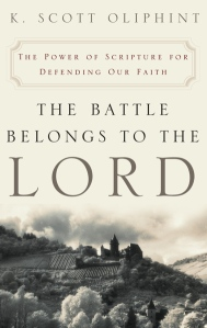 Battle Belongs to the Lord Cover