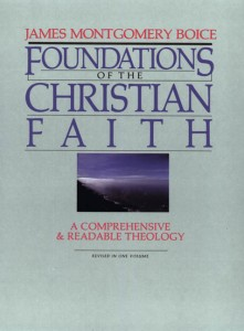 Foundations of the Christian Faith Cover