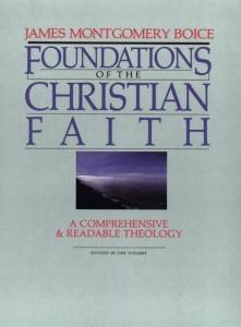 Foundations of the Christian Faith Cover