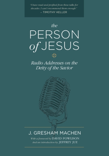 Person of Jesus Cover