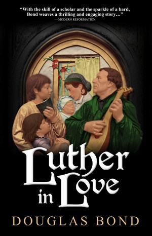Luther in Love Cover