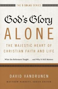 Gods Glory Alone Cover