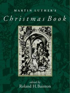 Martin Luthers Christmas Book Cover