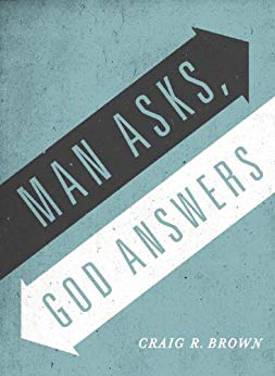 Man Asks God Answers Cover